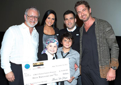 Playing for Keeps Movie Screening
